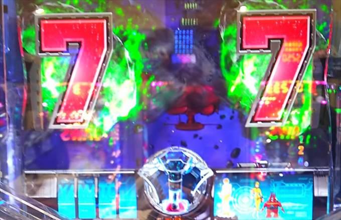 宇宙戦艦ヤマトONLY ONE7テンパイ