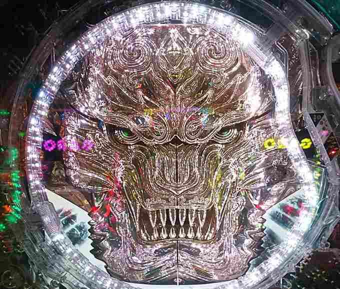 牙狼 魔戒の花フェイスオブ牙狼