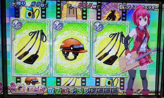 G1優駿倶楽部三冠シナリオ