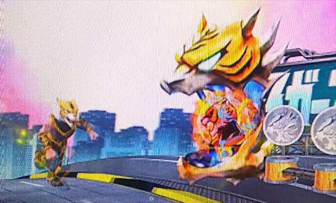 タイガーマスク3-ONLY ONE-虎保留