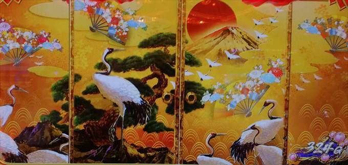 花の慶次~天を穿つ戦槍~金襖
