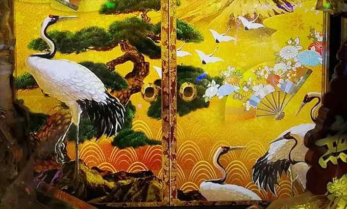 CRA花の慶次~雲のかなたに~99ver金襖