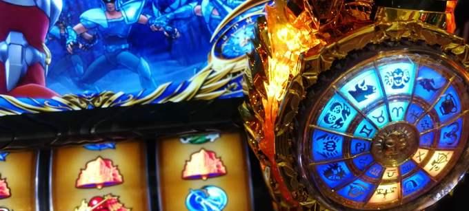 聖闘士ラッシュ火時計